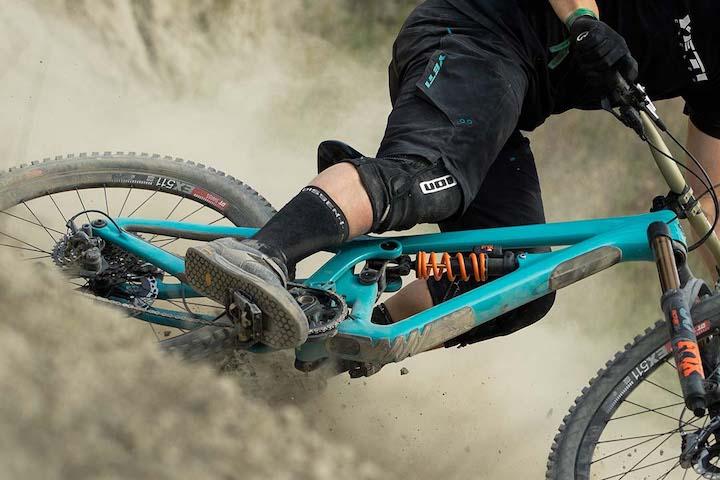 YETI SB165 rower enduro